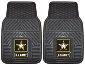 Fan Mats US Army Heavy Duty Car Mats (set)
