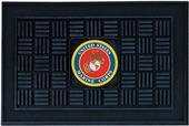 Fan Mats US Marines Medallion Door Mat