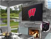 "Holland University of Wisconsin ""W"" Logo TV Cover"