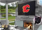 Holland NHL Calgary Flames TV Cover