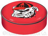 Holland Univ of Georgia Bulldog Logo Seat Cover