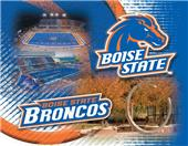 Holland Boise State University Printed Canvas Art