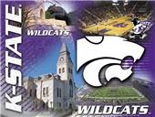 Holland Kansas State University Printed Canvas Art