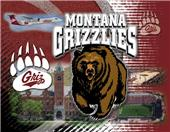 Holland University of Montana Printed Canvas Art