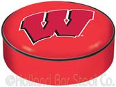 "Holland Univ of Wisconsin ""W"" Logo Seat Cover"