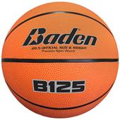 Baden Deluxe Rubber Nylon Wound Basketballs