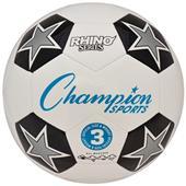 Champion Sports 2 Ply RX Soccer Balls