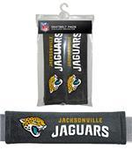 BSI NFL Jacksonville Jaguars 2 Pack Seat Belt Pads