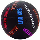 Baden Attitude/Skills Official Rubber Basketballs