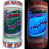 Illumasport NCAA Univ Florida Gators Light Up Mug