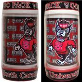Illumasport NCAA North Carolina State Light Up Mug
