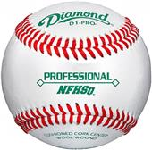 Diamond Professional League Baseballs D1-PRO-NFHS