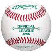 Diamond NFHS Official League Baseballs DOL-1