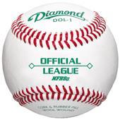 Diamond NFHS Official League Baseballs DOL-1