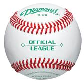 Diamond Economy Solid Cork Leather Baseball  D-OB