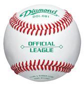 Diamond Duracover Rubber Core Baseballs DOL-DB1
