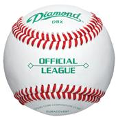 Diamond Duracover Solid Cork Raised Seam Baseball