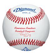Diamond DOL-A AABC World Series Baseballs