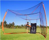 Bownet Big Daddy Turtle Baseball Backstop