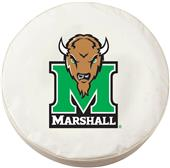 Holland Marshall University Tire Cover