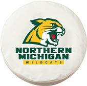 Holland Northern Michigan University Tire Cover