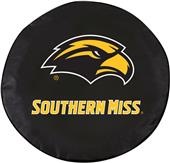 Holland Univ of Southern Mississippi Tire Cover