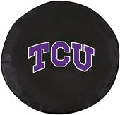 Holland Texas Christian University Tire Cover