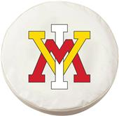 Holland Virginia Military Institute Tire Cover