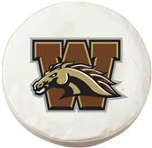 Holland Western Michigan University Tire Cover