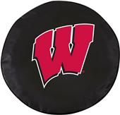 Holland University of Wisconsin W Logo Tire Cover