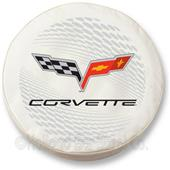 Holland Corvette C6 Tire Cover