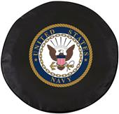 Holland United States Navy Tire Cover