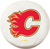 Holland NHL Calgary Flames Tire Cover