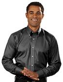 Van Heusen Men's Long Sleeve Dress Twill Shirt