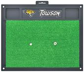 Fan Mats Towson University Golf Hitting Mat