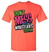 Image Sport Wrestler's Sister T-Shirt