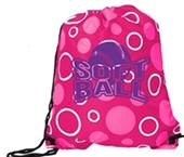 Image Sport Softball Polka Dot Backpack