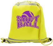 Image Sport Softball Reflective Backpack