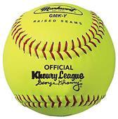 "Markwort 11"" GMK-Y Khoury League Softballs"