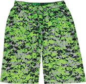 Badger Sport Adult Digital Camo Performance Shorts