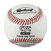 "Markwort 9"" Official CYC Catholic Youth Baseballs"