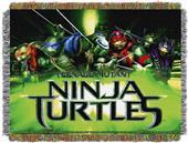 Northwest Teenage Mutant Ninja Turtles Movie Throw