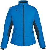 North End Immerge Ladies' Insulated Hybrid Jacket