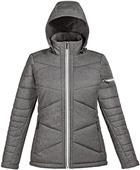 North End Sport Avant Ladies' Tech Mélange Jacket