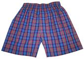 Boxercraft Unisex Plaid Signature Cotton Boxers