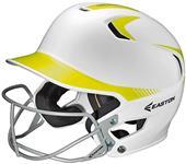Easton Z5 2-Tone w/Mask Fastpitch Batters Helmet