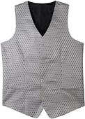 Edwards Mens  Diamonds & Dots Brocade  Vests
