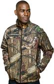 Tri Mountain Adult Quest Camo Soft Shell Jacket