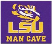 Fan Mats Louisiana St Univ Man Cave Tailgater Mat
