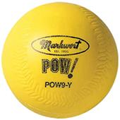 "Markwort 9"" POW9 Pow! Baseballs"